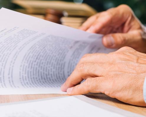 GDPR: consulenza legale